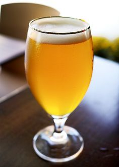 Home Brewed Saison Beer
