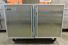 """Silver King SKTTR48 Commercial 48"""" Undercounter Refrigerator #SilverKing"""