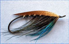 Midnight Blue Spey