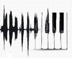 Not sure id go for, not playing the piano and all but cool looking. Heart beat monitor to piano is a great tattoo idea. Piano Keys, Music Tattoos, Tatoos, Piano Tattoos, Guitar Tattoo, Twenty One Pilots, Music Quotes, Piano Quotes, Guitar Quotes
