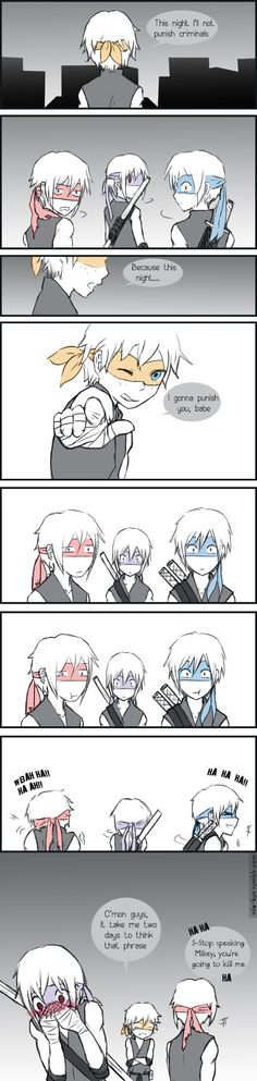 I'm absolutely not blushing by Nile-kun