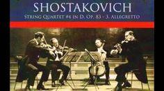 schostakowitsch string quartet4 - YouTube