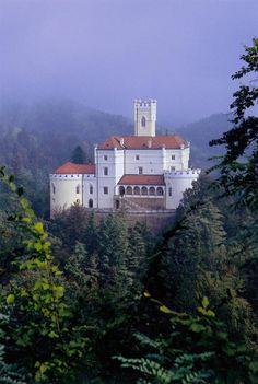 Castles of Zagorje, Trakošćan, Croatia