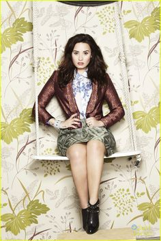 Demi Lovato Covers Company Magazine June 2013 | demi lovato covers company magazine 03 - Photo