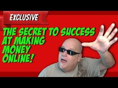 Secret To Success At Making Money Online - A Kinghuman Lecture - YouTube