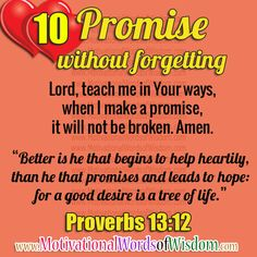 10 WAYS TO LOVE         Thank You Lord for You are a God of Love. Teach me and show me to live a life that is overflowing with pure love. ...