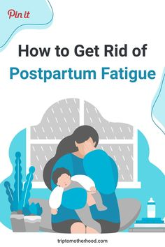 A lot of responsibilities lie on your shoulders as soon as the baby comes out. You will constantly be concerned about the baby's health and wellbeing, about breastfeeding, your own health, schedule changes and adjustments plus the housework, the cooking, the being a good wife. Here are my best tips to cope with postpartum fatigue. Postpartum Body, Postpartum Recovery, Postpartum Care, Postpartum Depression, Feeling Weak And Tired, How To Breastfeed Newborns, After Giving Birth, Good Wife, First Time Moms
