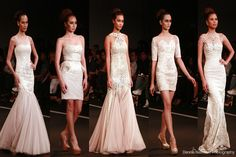 Jaz Cerezo Spring/Summer 2014 by Dennis Natividad · 365 Project Philippine Fashion, Summer 2014, Spring Summer, Fashion Inspiration, Formal Dresses, Dresses For Formal, Formal Gowns, Formal Dress, Gowns