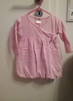 Kaufe meinen Artikel bei #Mamikreisel http://www.mamikreisel.de/kleidung-fur-madchen/kurze-kleider/37121412-ballonkleid-in-zartem-rosa