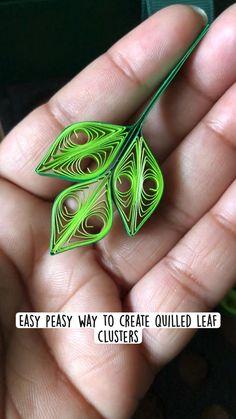Easy Peasy, Quilling Ideas, Create, Tutorials, Wizards