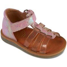 Pom D'Api Shiny sandals with sequins - 118807