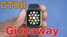 Techno Blog GT08 Smart Watch Giveaway(July 2017)