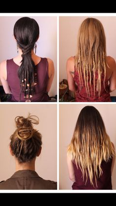 Half dreads half rasta braids again womenstyle rasta braids sweets post by luckey nash dec 27 2014 at 5 utc rasta braids posts Half Dreads, Partial Dreads, Dreadlock Hairstyles, Loose Hairstyles, Braided Hairstyles, Dreads Styles, Curly Hair Styles, Half Dreaded Hair, White Girl Dreads