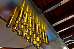 Light fixtures at Burrata Light Fixtures, Wall Lights, Lighting, Home Decor, Appliques, Decoration Home, Room Decor, Lights, Home Interior Design