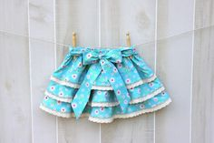 Sew Frilly Flouncy Circle Skirt Pattern