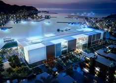 Marine science museum by Foster + Partners starts on site in Taiwan.