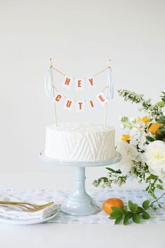 How to host 'A Little Cutie is on the way' Baby Shower Baby Shower Cakes, Baby Shower Themes, Baby Boy Shower, Baby Shower Gifts, Shower Ideas, Baby Shower Cupcake Toppers, Baby Gifts, Cumpleaños Shabby Chic, Bebe Shower