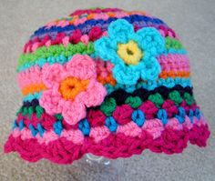 Flower Cloche On Sale $10.00 Ready to Ship by kraftyladykreations www.kraftyladykreations.etsy.com