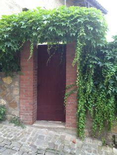 cool door in France
