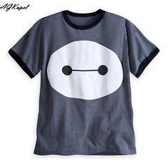 $12.98 (Buy here: https://alitems.com/g/1e8d114494ebda23ff8b16525dc3e8/?i=5&ulp=https%3A%2F%2Fwww.aliexpress.com%2Fitem%2FHot-2015-Newest-Big-Hero-6-Baymax-Boys-T-Shirt-Kids-Girls-Clothes-Cartoon-Children-s%2F32297497606.html ) Hot 2015 Newest Big Hero Baymax  6 Boys T Shirt Kids Girls Clothes Cartoon Children's T Shirt Brand Boys Clothing Hiro T-Shirts for just $12.98