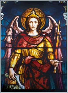 St. Michael Stain Glass…