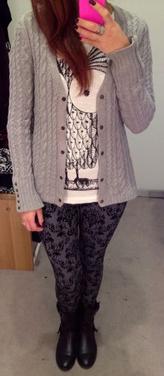 Londoner Casual Outfit