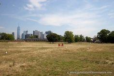 El lunes 1 de Mayo vuelven a abrir Governor's Island un parque en una isla con preciosas vistas a #nuevayork