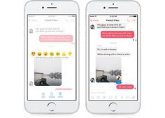 Facebook Debuts Message Reactions and Mentions for its Messenger App - Mac Rumors