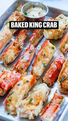 Lobster Recipes, Crab Recipes, Recipies, Dinner Recipes, Fish Dishes, Seafood Dishes, Fish And Seafood, My Favorite Food, Favorite Recipes