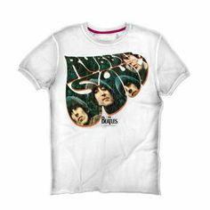 This White 'Rubber Soul' The Beatles Tee - Men's Regular by The Beatles is perfect! Rubber Soul Beatles, Rock Band Tees, Mens Tees, Cotton Tee, The Beatles, Tee Shirts, How To Wear, Clothes, Tops