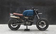 Honda XL600 - Bad Winners Boxer F