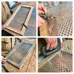 home repair Clover House: DIY Return Air Vent Grille Home Renovation, Home Remodeling, Return Air Vent, Return Air Grill, Air Vent Covers, Floor Vent Covers, Diy Home Repair, Dashboard Design, Diy Flooring