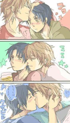 I'm gonna read the manga just for them-Yukina and Kisa