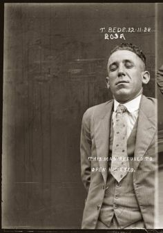 Australian criminals from the 10s to the 30s