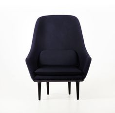 Lunar Wing Back Chair by Stellar Works