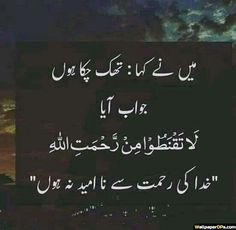 Quranic Verse inspirational islamic quotes in urdu The post Quranic Verse inspirational islamic quotes in urdu appeared first on Wallpaper DPs. Allah Quotes, Muslim Quotes, Urdu Quotes, Sufi Quotes, Work Success Quotes, Images Wallpaper, Hazrat Ali Sayings, Baby Lernen, Quran Quotes Inspirational