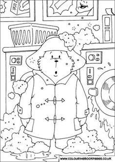 25 paddington bear party ideas babycentre blog colouring sheetscolouring