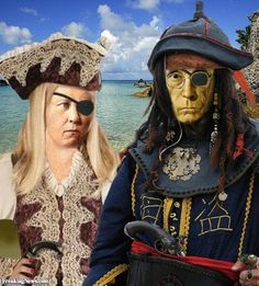 American Gothic Pirates