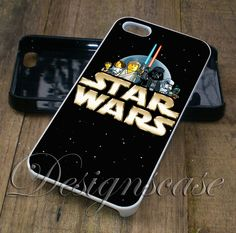 Lego Star Wars iPhone 6/6S Case, iPhone 5/5S Case, iPhone 5C Case plus Samsung Galaxy S4 S5 S6 Edge Cases