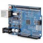 2013 Version Arduino UNO R3 ATmega328P Development Module 2013 Version with Free USB Cable