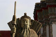 https://flic.kr/p/G677fK | Keeper | Wat Pho, Bangkok THA