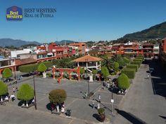 EL MEJOR HOTEL EN PUEBLA. El jardín central del pueblo mágico de Xicotepec de Juárez, es uno de los más verdes y floridos del estado, ideal para pasar un agradable momento en familia, mientras contempla la tranquilidad del lugar o disfruta de la música de alguna de las bandas que a veces se reúnen para tocar. En Best Western Real de Puebla, le invitamos a conocer otros lugares de nuestra entidad en su próxima visita. #hotelenpuebla