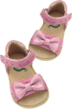 Livie & Luca - Minnie Sandals in Pink