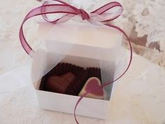 Cute Favour Box