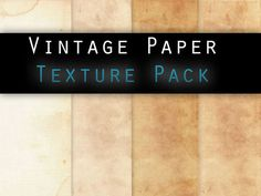 Vintage_paper_TEXTURE_PACK_by_Knald_by_Cherryrum