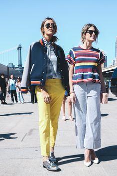 Street style en New York Fashion Week Vol.2 | Galería de fotos 9 de 27 | GLAMOUR