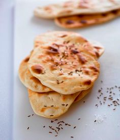 I need to make this, I've been craving naan for a few days now....