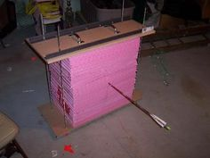 Outdoor Archery Backstop and Target? - HuntingNet.com Forums