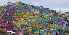 Pachuca: la città più colorata al mondo
