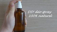 déodorant liquide